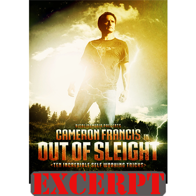 Coat (excerpt from Out of Sleight) by Cameron Francis and Big Bl