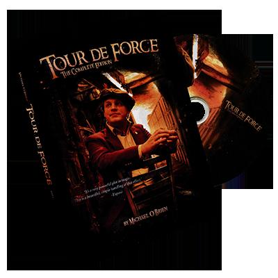 Tour de force Complete by Michael O'Brien - DVD