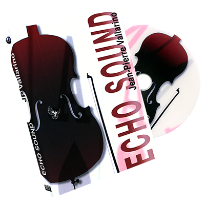 ECHO by JP Vallarino - (DVD & Gimmicks) - Trick