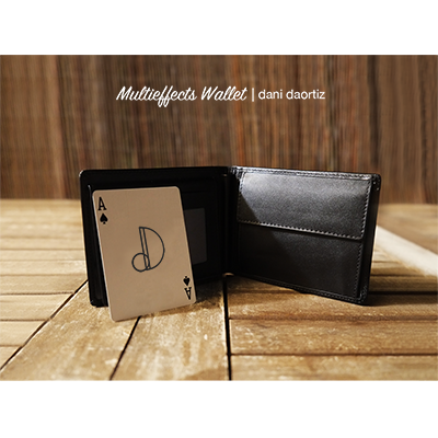 Multi-Effect Wallet - Dani DaOrtiz