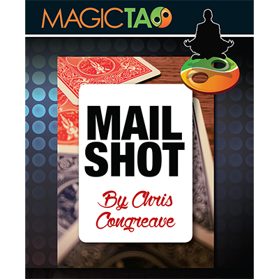 Mail Shot Red - Chris Congreave & Magic Tao