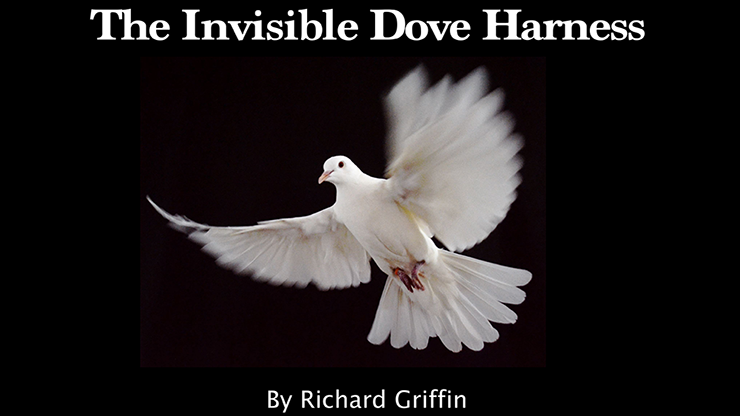 Invisible Dove Harness - Richard Griffin