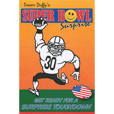 Super Bowl Surprise - Trevor Duffy