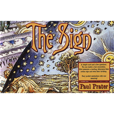 The Sign - Paul Prater
