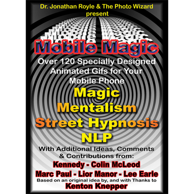Mobile Magic 2015 by Jonathan Royle - ebook DOWNLOAD