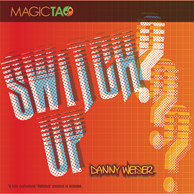 Switch Up (Blue) by Danny Weiser and Magic Tao - Trick