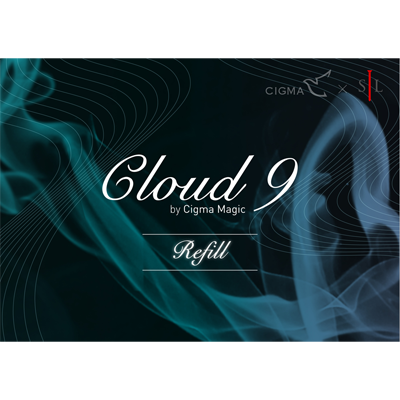 Cloud 9 Gel (4 pk.) refill by CIGMA Magic