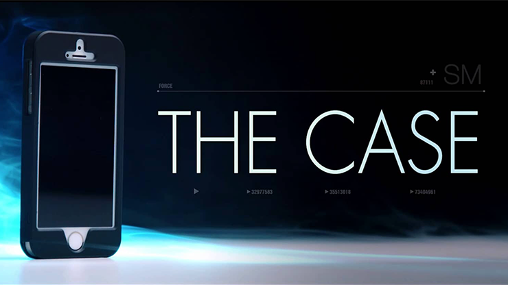 The Case (Silver) DVD & Accesorio - SansMinds