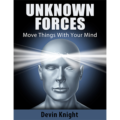Unknown Forces - Devin Knight - Libro de Magia