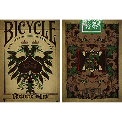 Bicycle Bronze Age Playing Cards - US Playing Card