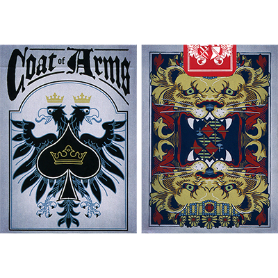 Coat of Arms Playing Cards - Jamm Packd
