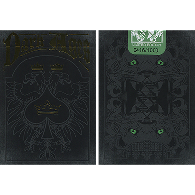 Dark Ages Playing Cards - Jamm Packd