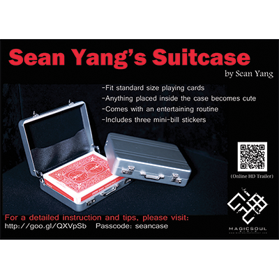 Suitcase - Sean Yang & Magic Soul
