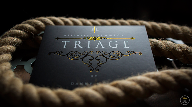 Triage (con Accesorio) - Danny Weiser & Shin Lim Presents