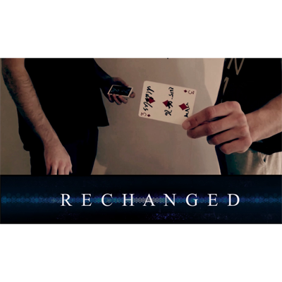 Rechanged by Ryan Clark Video DOWNLOAD