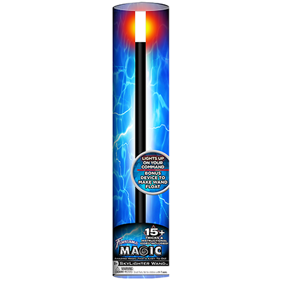 Light Up Wand by Fantasma Magic - Trick