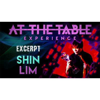 4x4 Color Change (excerpt from Shin Lim At The Table Live Lectur