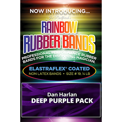 Joe Rindfleisch's Rainbow Rubber Bands (Dan Harlan - Deep Purple )
