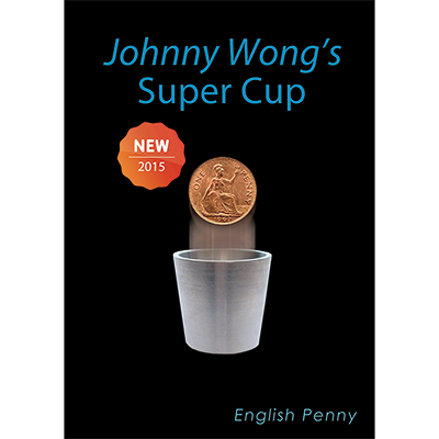 Super Cup (English Penny) - Johnny Wong