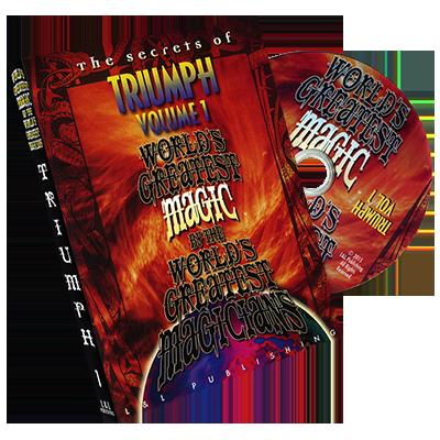 Triumph Vol. 1 (World's Greatest Magic) by L&L Publishing