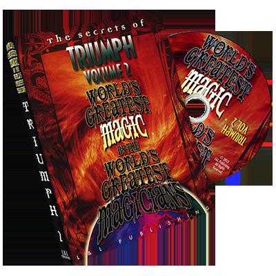 Triumph Vol. 2 (World's Greatest Magic) by L&L Publishing