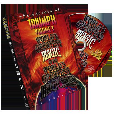 Triumph Vol. 3 (Worlds Greatest Magic) - L&L Publishing - DVD