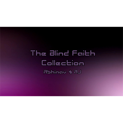 The Blind Faith Collection by Abhinav & AJ Video DOWNLOAD