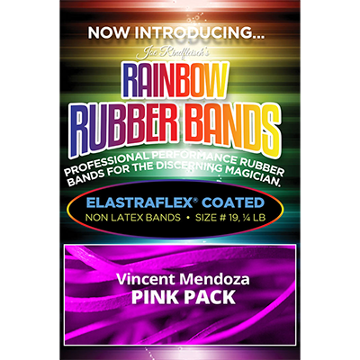 Joe Rindfleisch's Rainbow Rubber Bands (Vince Mendoza - Mr. Pink)