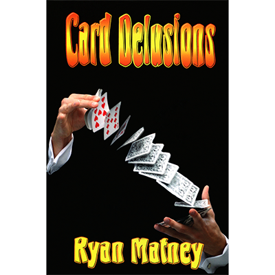 Card Delusions by Ryan Matney - Book