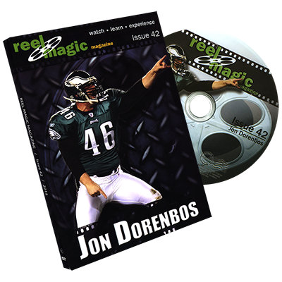 Reel Magic Episode 42 (John Borenbos) - DVD