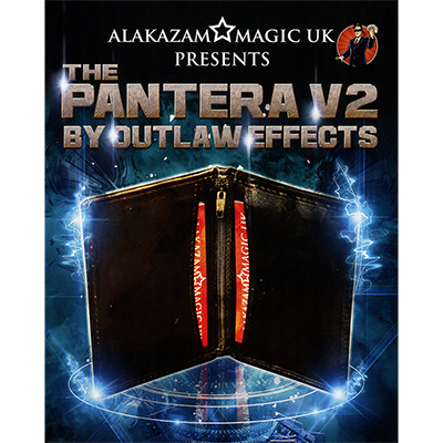Alakazam Presents The Pantera Wallet (Gimmick & Instrucciones Online) - Outlaw Effects