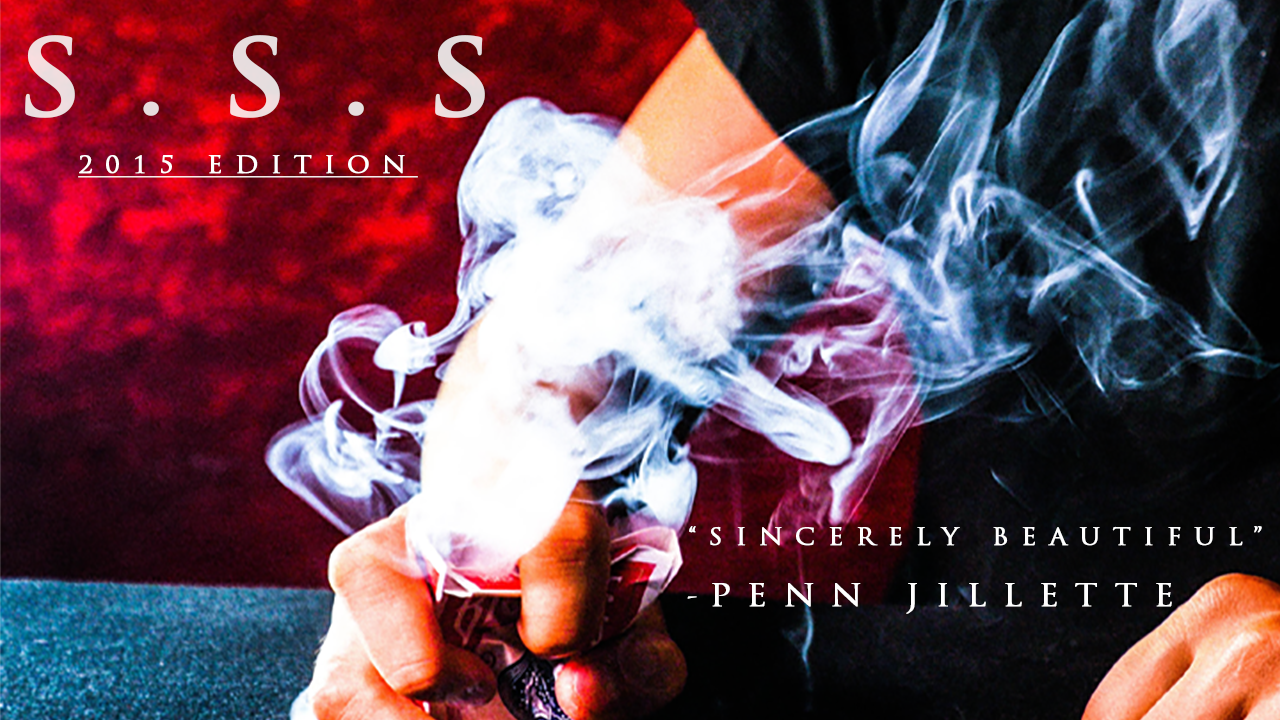 SSS (2015 Edition) by Shin Lim - Trick