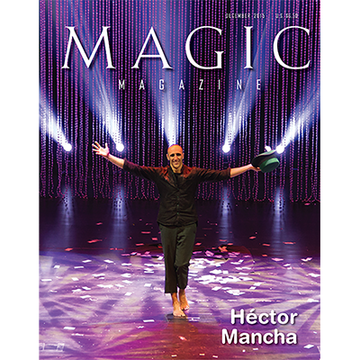"Magic Magazine ""H̩ctor Mancha"" December 2015 - Book"