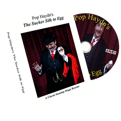 Sucker Silk to Egg - Pop Haydn - DVD