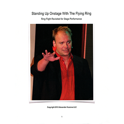 Standing Up with Ring Flight (Ring Flight Routine) - Scott Alexander - Libro de Magia