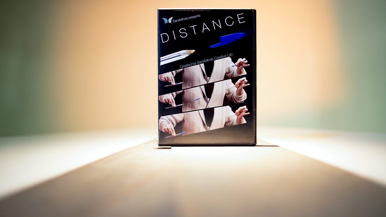 Distance (DVD & Gimmicks) - SansMinds Creative Lab
