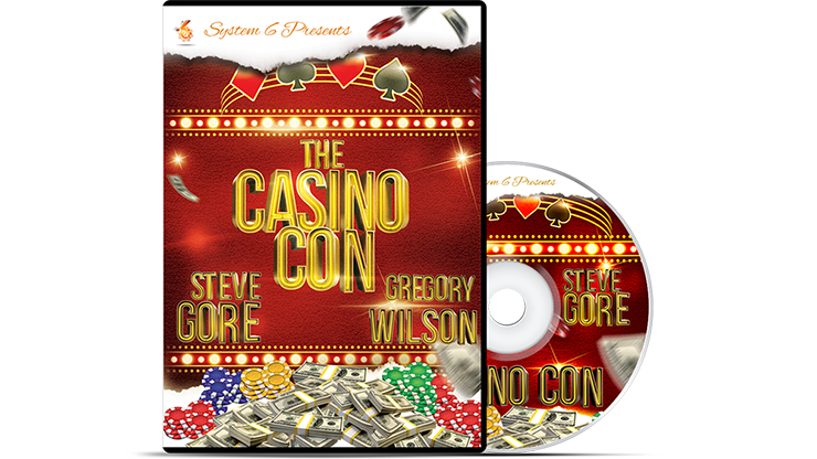 The Casino Con - Steve Gore & Gregory Wilson