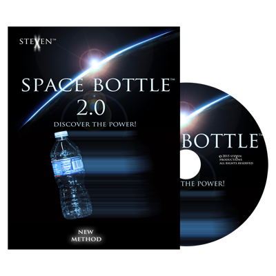 Space Bottle (DVD & Gimmicks) 2.0 by Steven X - Trick