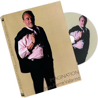 Imagination (DVD & Gimmicks) by JP Vallarino - Trick