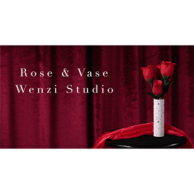 Rose & Vase - Bond Lee & Wenzi Magic