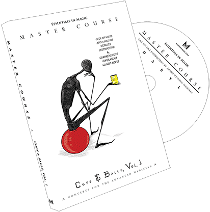 Master Course Cups and Balls Vol. 1 by Daryl - DVD