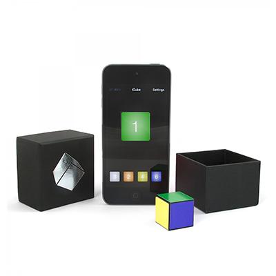 iCube 2.0 - Hugo Shelley