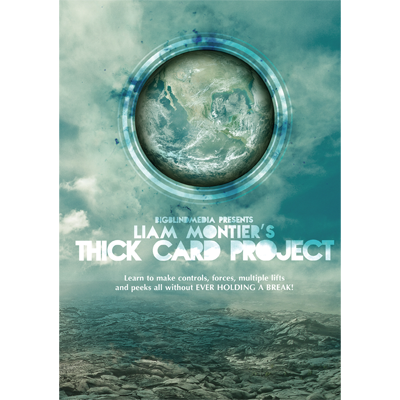 The Thick Card Project by Liam Montier and Big Blind Media