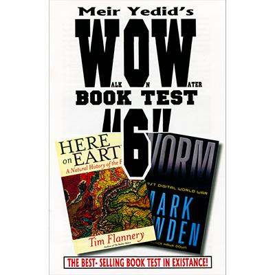 Meir Yedids Wow Book Test 6