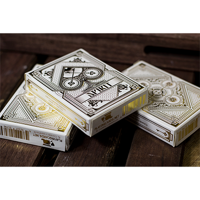 Spirit White Playing Cards - Gamblers Warehouse