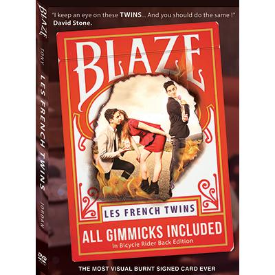 BLAZE by Tony & Jordan (Les French TWINS) - Trick
