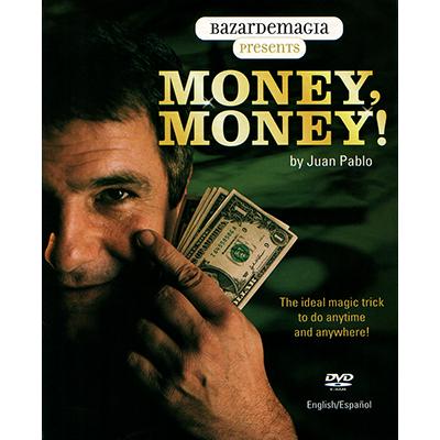Money, Money - Juan Pablo & Bazar de Magia - DVD