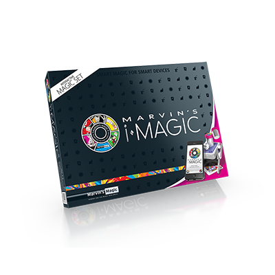 Marvins iMagic Interactive Box of Tricks