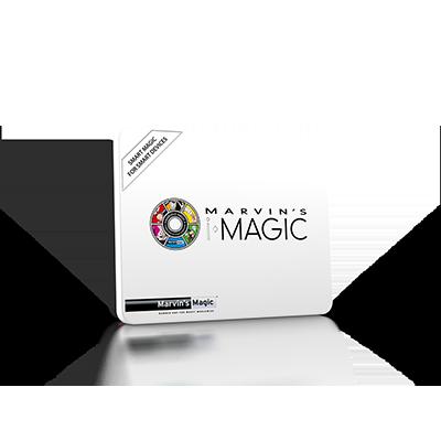 Marvins iMagic Interactive - Lata de Trucos de Magia