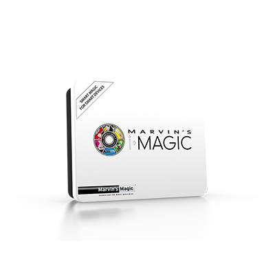 Marvin's iMagic Interactive Tin of Tricks
